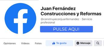 Facebook profesional Juan Fernández